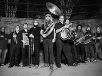Empire Strikes Brass brings New Orleans-style funk to Southbound