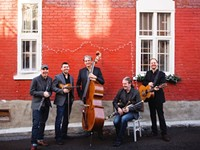 Savannah Music Festival: Lúnasa: Celtic Crossover