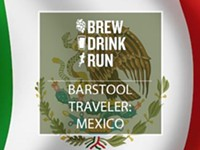 Barstool Traveler: Mexico