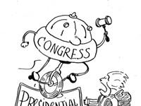 Can Congress override a presidential pardon?