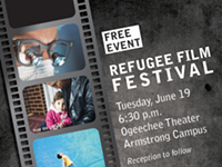 Refugee Film Festival set for Armstrong Campus of Georgia Southern