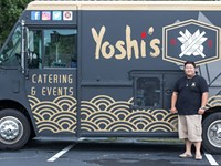 Yoshi's Food Truck: Japanese delicacies on the go