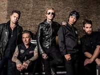 Gen-X Tour brings titans of '90s rock to Savannah
