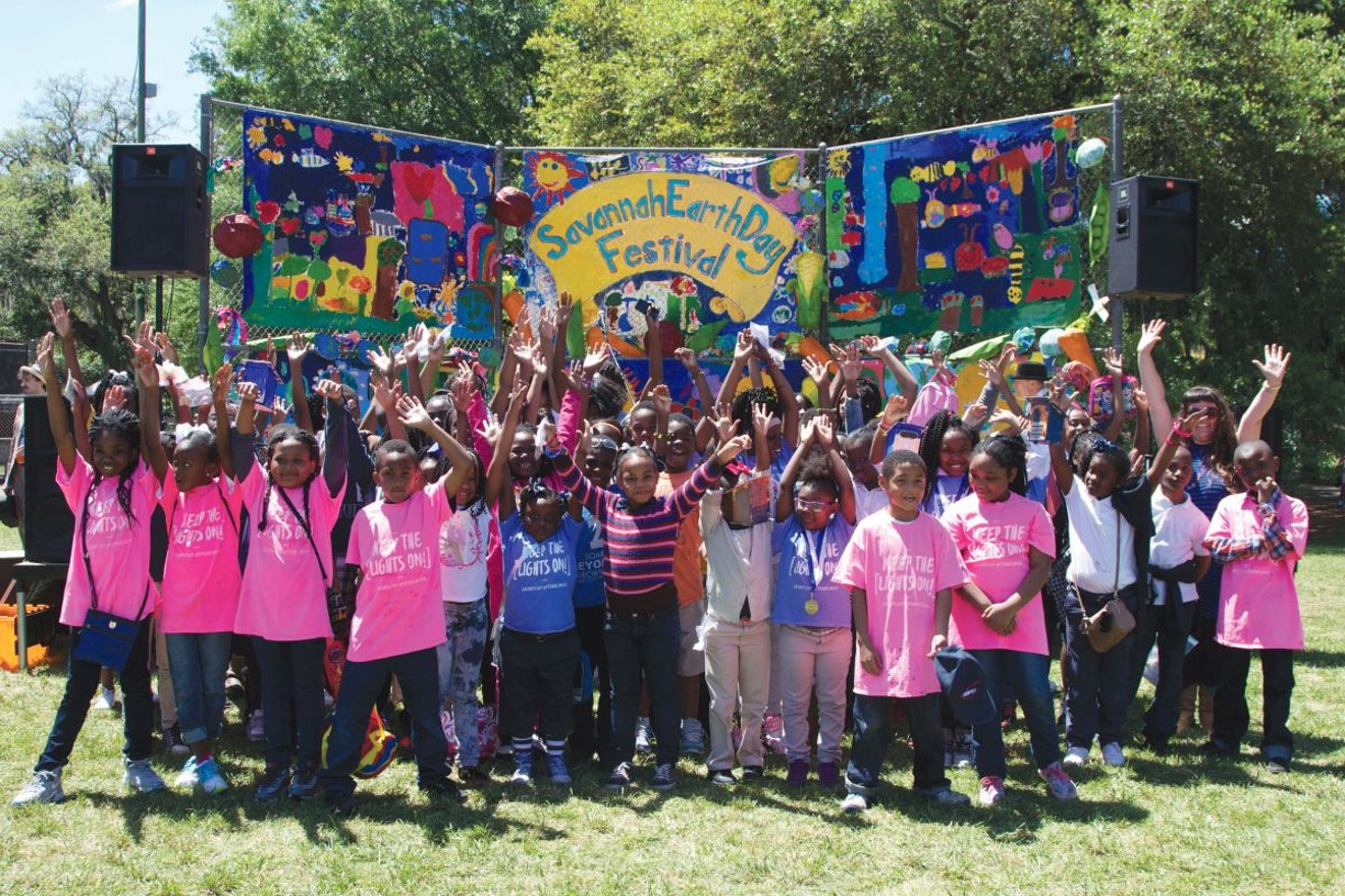 All of April to be Earth Day Savannah 2021   Community ...
