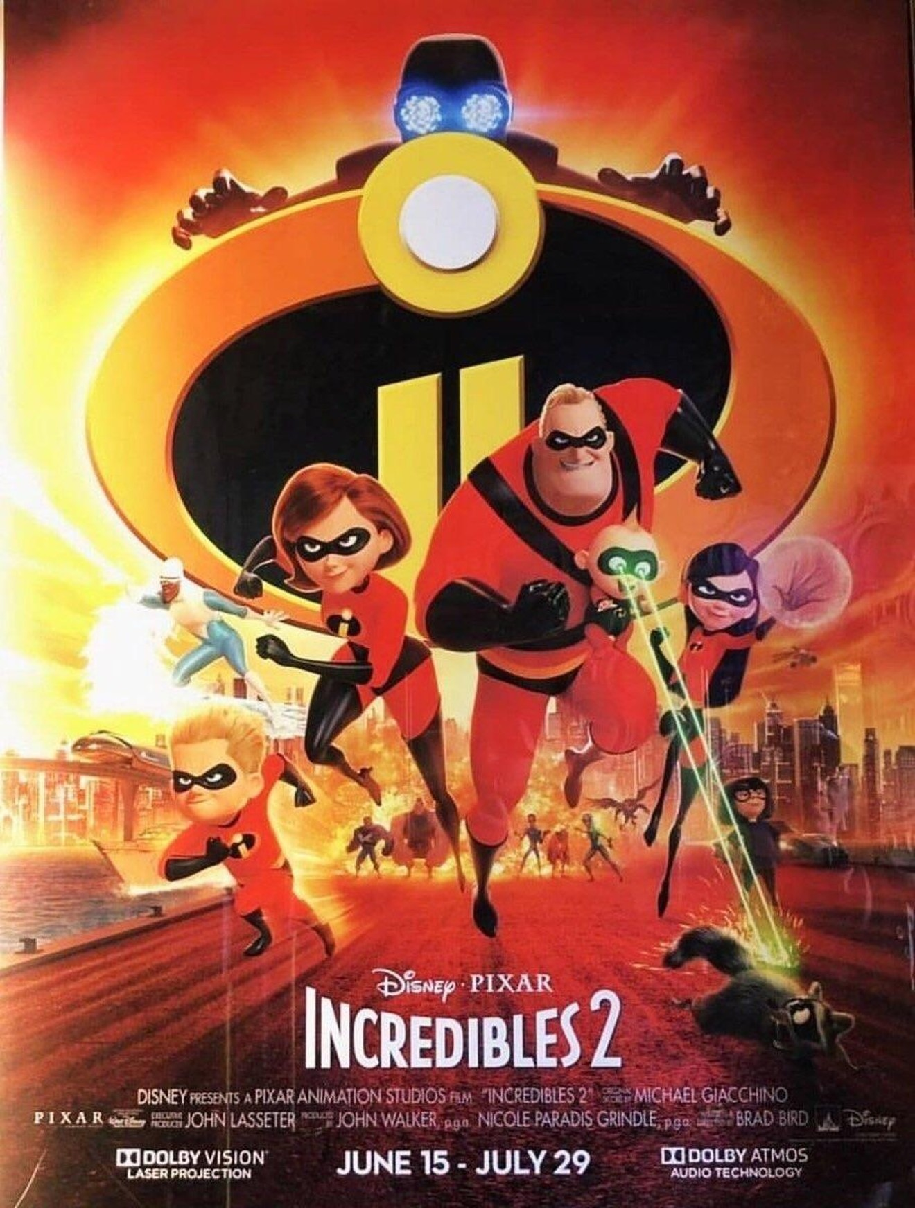 Review: Incredibles 2 | Film Reviews | Savannah News, Events, Restaurants,  Music | Connect Savannah