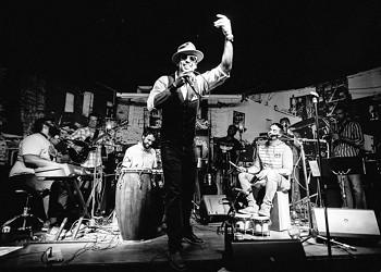 Latin People Time brings classic Salsa sound to Savannah Jazz Festival