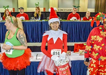 Shine a light on bullying at the Reindeer Run