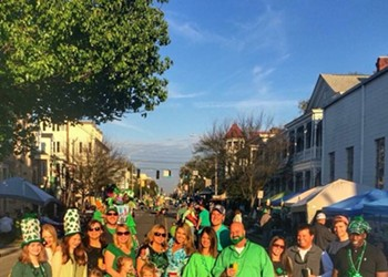 Green Day: Family traditions are the story of St. Patrick's Day in Savannah