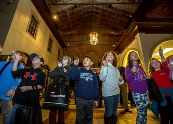 Night at the Museum brings history to life