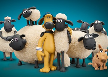 Review: Shaun the Sheep Movie