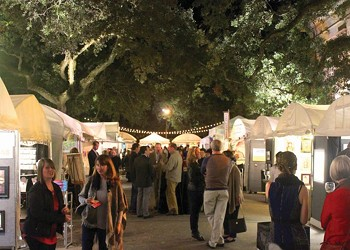 Telfair Art Fair fills the square with beauty