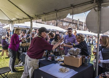 Food & Wine Fest storms the floor in Savannah's delicate culinary dance