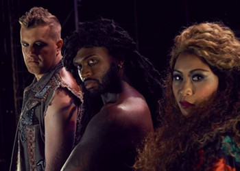 Collective Face goes punk with Jesus Christ Superstar