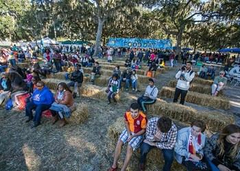 Where's the largest Food Day Festival in America? Right here!