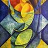 Toni Hazel's abstract spiritualism