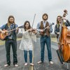 The Barefoot Movement: A lesson in bluegrass