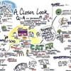 A Closer Look Q&A: a Graphic Recording