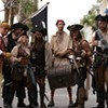 Ahoy you scurvy dogs, it's the Pirate Fest