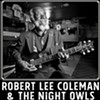 Ogeechee Riverkeeper Rivers Rock Fundraising Concert: Robert Lee Coleman & The Night Owls, Missionary Blues, Big Mike & the Booty Papas, Calvin Hilliard, Sista Rae @Knights of Columbus Hall