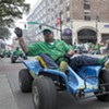 Slideshow: Savannah Saint Patrick's Day Parade 2016
