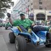 Slideshow: Savannah Saint Patrick's Day Parade 2016