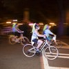 Rescheduled Midnight Garden Ride goes Bananas