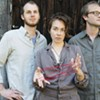 Learning how to dance with Mount Moriah