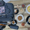 Shooting Food