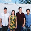 The return of Surfer Blood