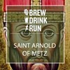 Raise your glass to St. Arnold