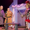 A Funny Thing Happened On the Way to the Forum flies into Tybee Post