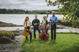 PHOTO COURTESY OF THE ARTIST - Foghorn String Band