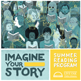 Imagine Your Story - Uploaded by Live Oak Public Libraries