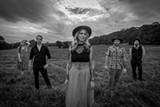Dark country/Americana outfit Cold Heart Canyon are Atlanta-based, but they're a returning favorite for locals at The Jinx.