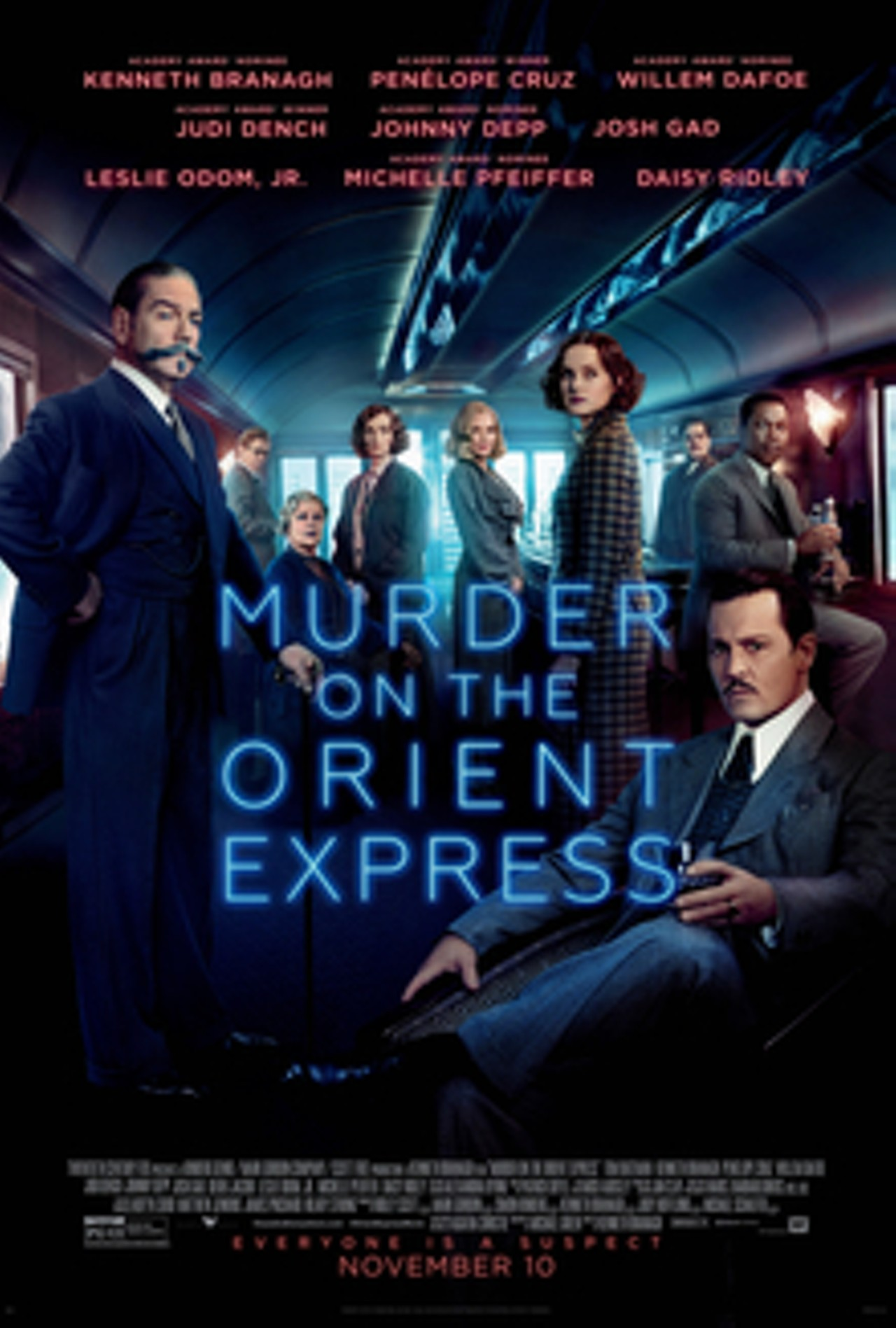 Download Film Murder on the Orient Express (2017) Subtitle Indonesia