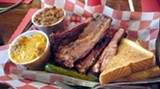 Wiley's barbecue is among the best