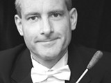 William Keith, director and conductor of the Savannah Sinfonietta