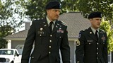 """With Woody Harrelson in """"The Messenger."""""""