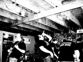 The Wee Beasties at J&J's Ol' Dirty Basement in 2002. - KERRY WILLIAMS