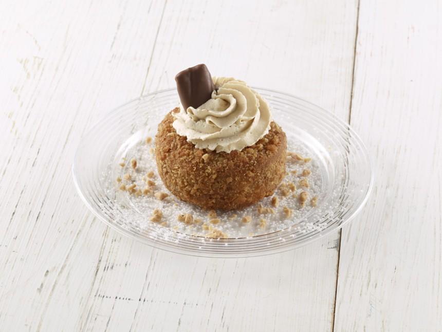 Fernie's Fried Toffee Coffee Crunch Cake - THE TEXAS STATE FAIR