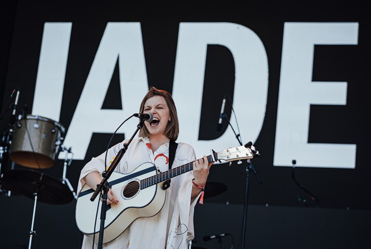 Jade Bird moved to Austin a few years ago from the UK. - RACHEL PARKER