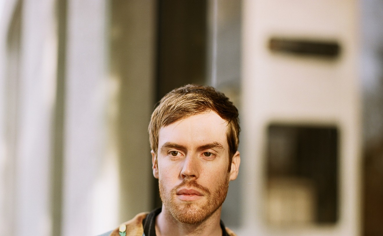 Wild Nothing singer Jack Tatum is the soloist behind the band name.