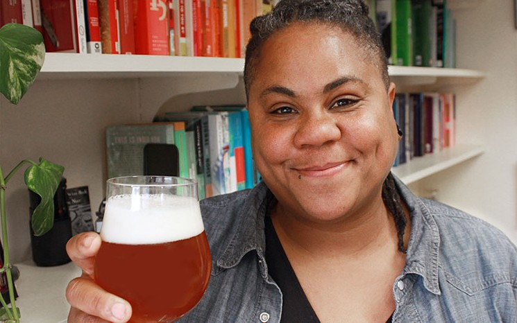 Dr. J Nikol Jackson-Beckham is the BA's equity and inclusion specialist. - BREWERS ASSOCIATION