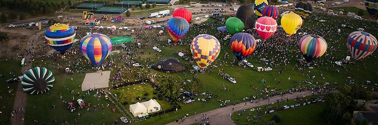 A Colorado Springs tradition. - LABOR DAY LIFT OFF