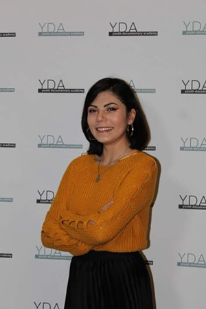 Kallista Palapas is a grad of the Youth Documentary academy. - COURTESY YOUTH DOCUMENTARY ACADEMY