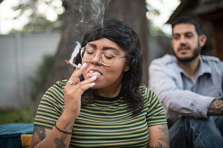 Marijuana hospitality is legal in Colorado, but local governments must opt in before lounges and tasting rooms are licensed. - JACQUELINE COLLINS