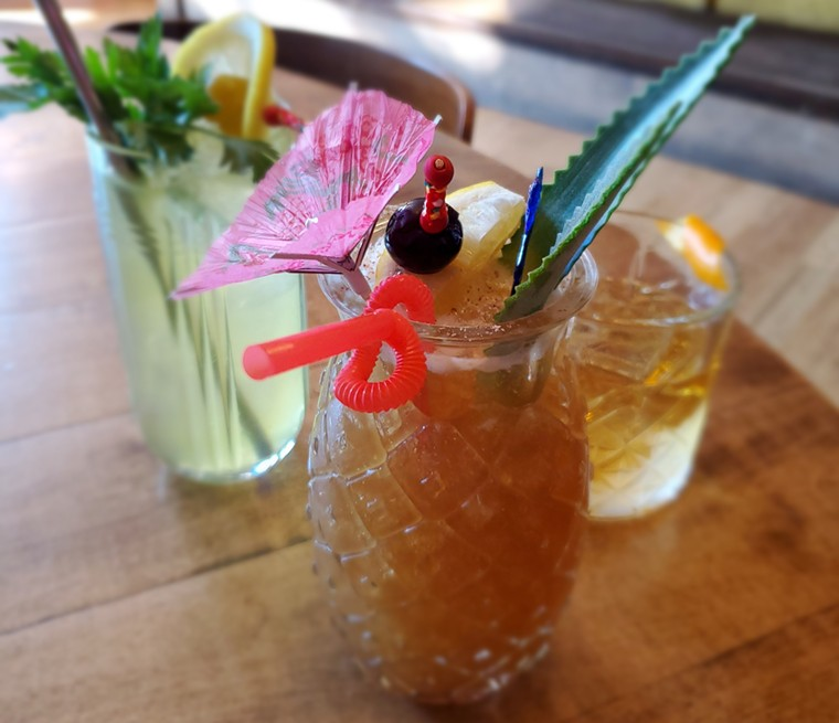 You have until October 10 to enjoy one last cocktail at Brass Tacks. - MOLLY MARTIN