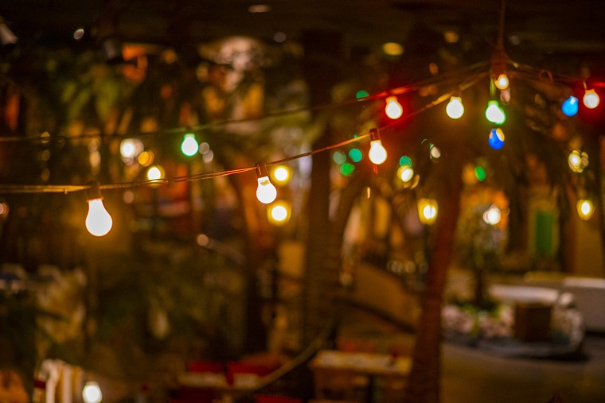 Casa Bonita takes you to a Mexican fantasy land. - EVAN SEMÓN