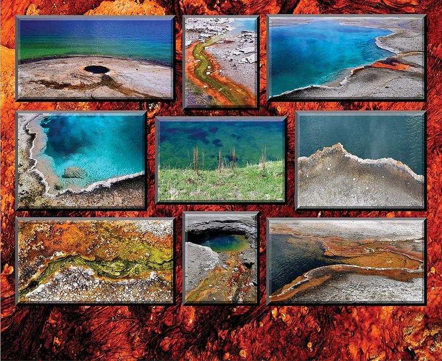A collection of landscape photos by Bob Campagna. - BOB CAMPAGNA