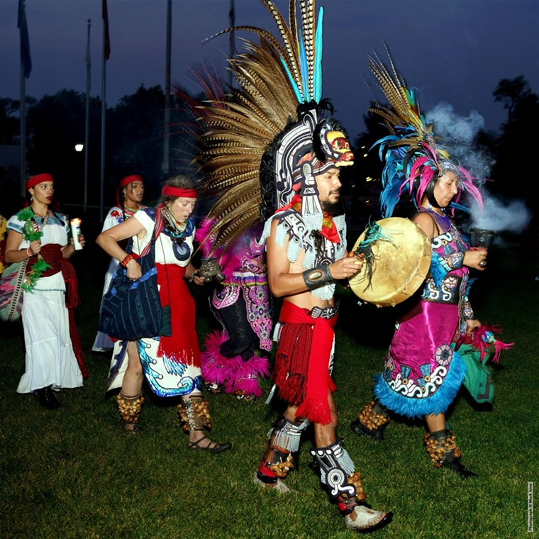 Longmont is throwing a citywide Day of the Dead party. - LONGMONT MUSEUM